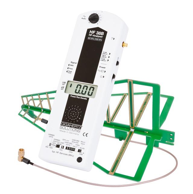 HF38B RF Meter Video
