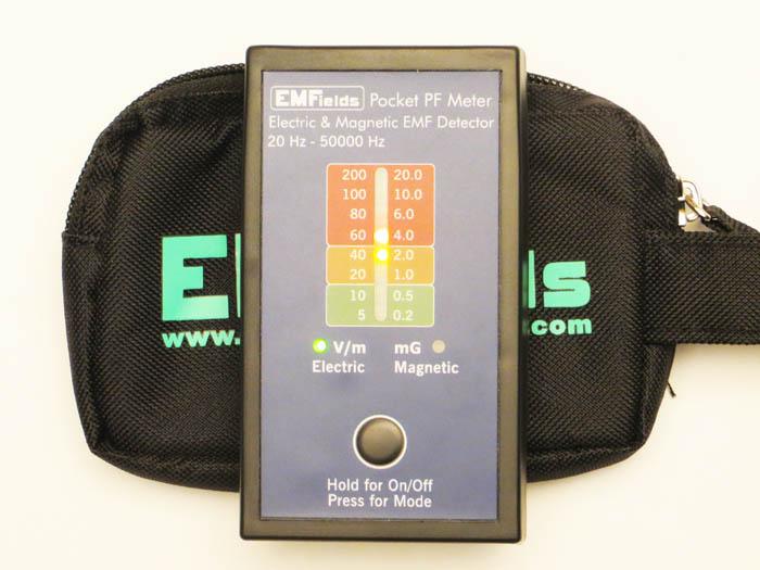 PF5 Pocket EMF Detector